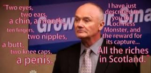 The Office - Creed Favorite quote from Creed.