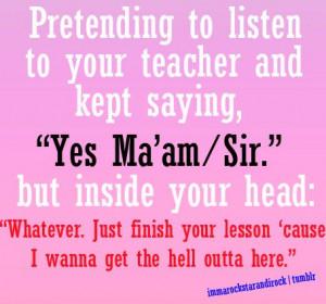 funnyquotes #lol #lmao #schoolquotes #school #Students #boredom
