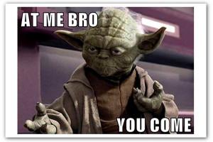 12 most insightful sayings from Yoda