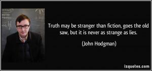 John Hodgman Quote