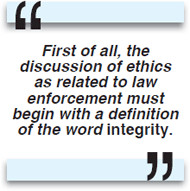 police corruption an analytical look into Police corruption: a perspective view into the definition, cause, & harm randy botelho bsls capstone, ls498-01 – unit 9 professor odim december 17, 2011 thesis statement corruption in law enforcement is not victimless and creates a negative perception of the united states legal system.