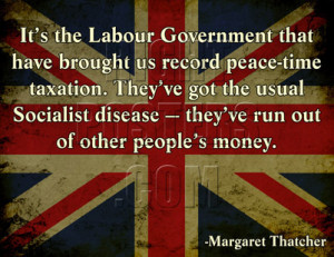 Quote on socialists