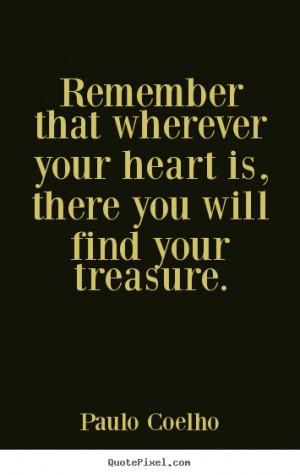 Paulo Coelho Inspirational...