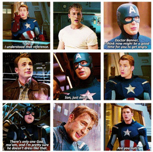 Avengers – Captain America | Funny Pictures, Quotes, Memes, Funny ...
