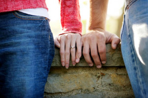 Engaged Couple Doesn't Have Mommy's Approval