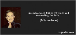Julie Andrews Quotes