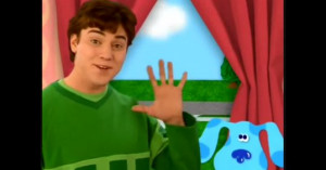 The Fascinating Reason 'Blue's Clues' Host Steve Abruptly Left The ...