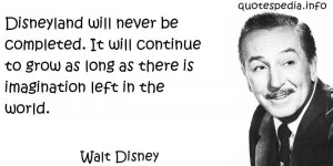 Quotes By Walt Disney About Imagination ~ Walt Disney Quotes Famous ...
