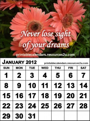 for calendars and blank calendars planners for 2012 calendars ...
