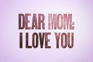 Love You MoM Images, Pictures For Facebook Profile Cover DP
