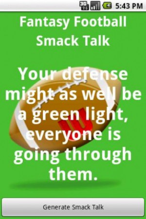 In this guide, the terms smack talk and trash talk are considered to ...