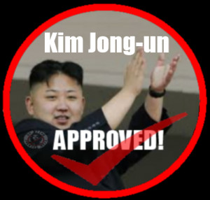 Kim Jong-un Approves Of Controlling