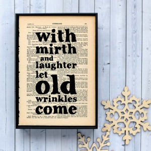 ... Gift Shakespeare quote