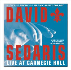 Listen to David Sedaris Read His Essays