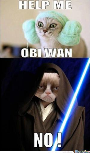 Star Wars / Grumpy Cat