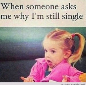 single funny quotes - Google Search