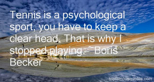 Boris Becker Quotes Pictures