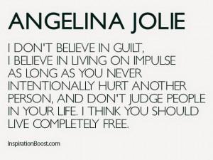 Angelina Jolie Movie Quotes