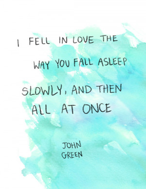 art mine quote book Graphic doodle john green the fault in our stars ...