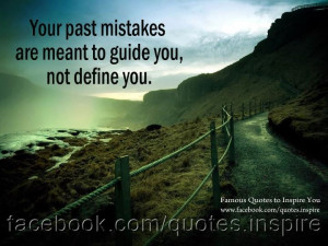 Past Mistakes.