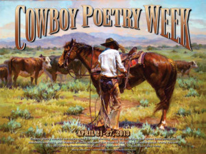 The Myth of the Literary Cowboy, Part 5: Cowboy Poetry