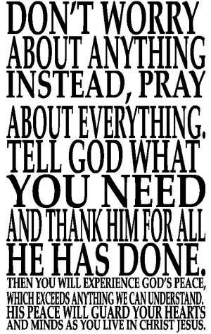 In Gods Hands Quotes Put it in god's hands