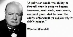 Famous Quotations . Famous Churchill Quotes . Strong and leadership ...