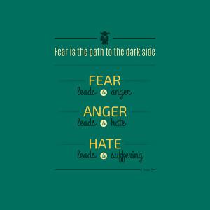 Yoda's Wisdom Inspires Graphic Designer