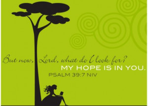 Bible Verses About Hope: 20 Scriptures
