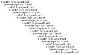 Just Forget Him Quotes