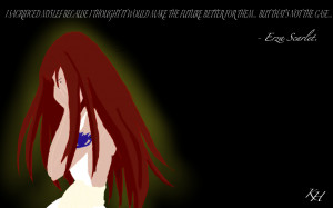 Erza Scarlet - Quote by kimmie2598