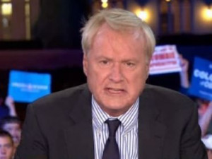 "... that too often."" : – Chris Matthews on watching Barack Obama speak"