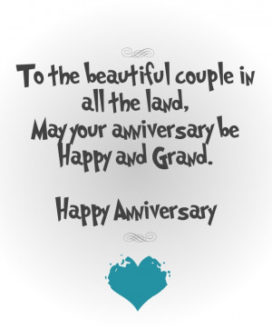 Engagement / Wedding Anniversary Quotes, Messages and Wishes for Cards