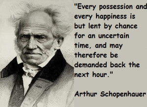PHILOSOPHY – Introducing Arthur Schopenhauer