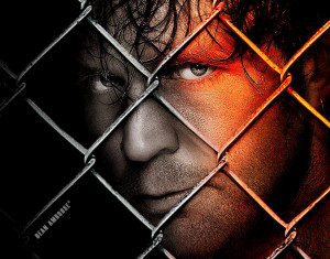 dean ambrose hell in a cell 2014 hd wallpaper