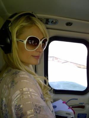 Paris Hilton tweets about Mexico trip