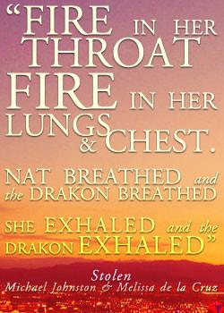Stolen (Heart of Dread #2) by Michael Johnston and Melissa de la Cruz ...