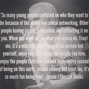 Jessie J quote