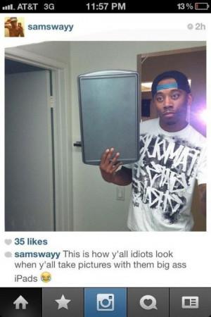 De meest vreemde selfies van de dag