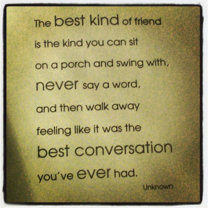 Quotes Best Friends. Conversations