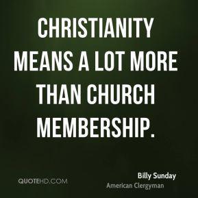 Sunday Church Quotes