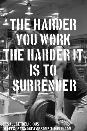inspiration motivation fitblr quotes strength weight lifting weight ...