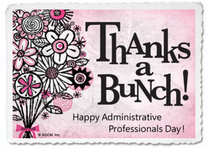 Top Ten Gift Ideas for Administrative Professionsals Day!