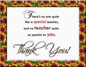 Unique Thanksgiving Quotes For Teachers