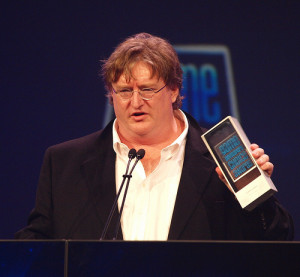 Gabe Newell, co-founder and managing director of Valve, has denied ...