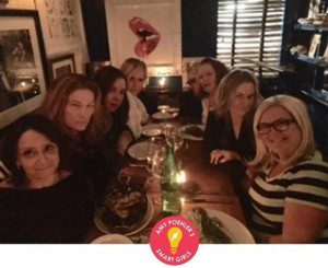 Dratch Amy Poehler and Paula Pell Copyright Twitter smrtgrls 4 of 11