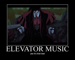 Alucard Hellsing Abridged Quotes Alucard motivational by