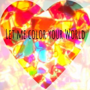 let me color your world