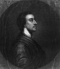Mark Akenside 1721 1770 by Edward Fisher 1772 after Arthur Pond