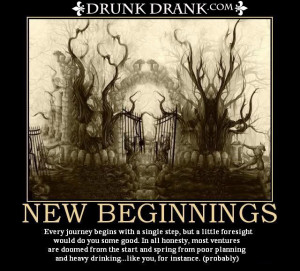Poor planning to heavy drinking